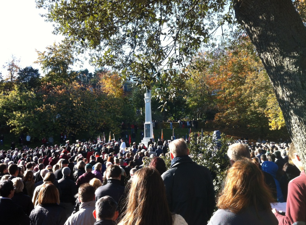 Remembrance Day, 2103